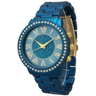Olivia Pratt Women's Center Sparkle Bracelet Watch