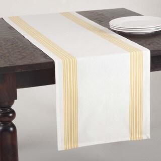Striped Design Runner