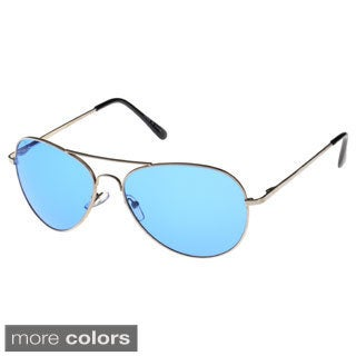 EPIC Eyewear 'Hanford' Aviator Fashion Sunglasses