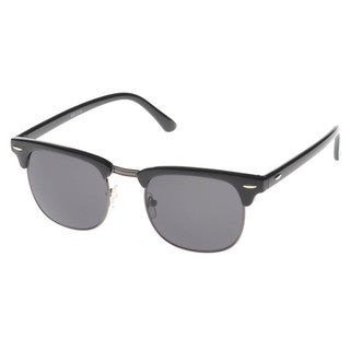 EPIC Eyewear Soho Clubmaster Fashion Sunglasses (Option: Amber)