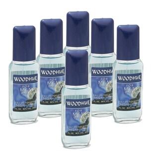 Fragrances Of France Woodhue Men's 1-ounce Eau de Toilette Spray (Box of 6)