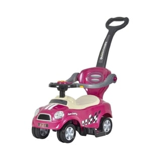 Best Ride On Cars Mini 3 in 1 Push Car Purple