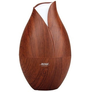 Now Foods Solutions Wooden Ultrasonic Oil Diffuser
