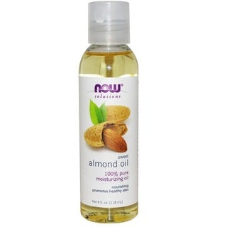 Now Foods Solutions 4-ounce Sweet Almond Oil