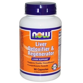 Now Foods Liver Detoxifier and Regenerator (90 Capsules)