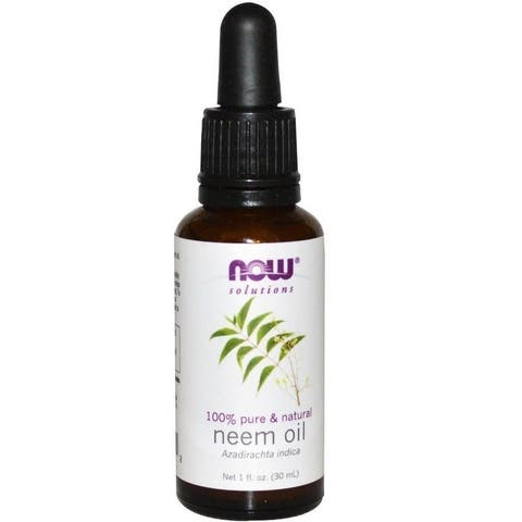 Now Foods Solutions 1-ounce Neem Oil