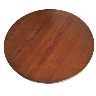 21-inch Wood Lazy Susan