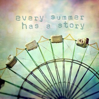 Marmont Hill 'Every Summer Has A Story' Canvas Art