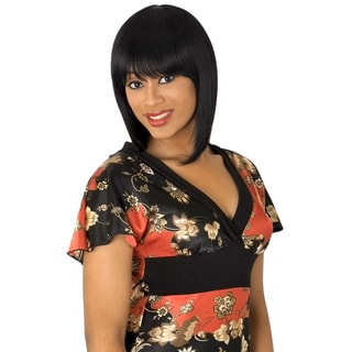 New Born Free Cutie Collection Human Hair Remi Full Wig