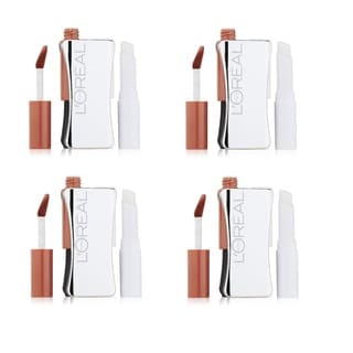 L'Oreal Infallible Never Fail Nutmet Lipcolor (Pack of 4)