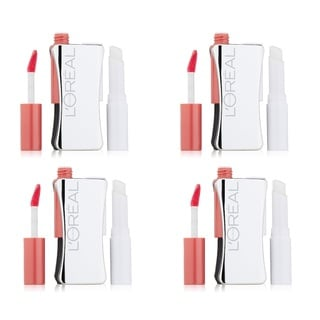 L'Oreal Infallible Never Fail Thistle Lipcolor (Pack of 4)