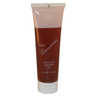 Gloria Vanderbilt Women's 4-ounce Luxurious Bath And Shower Gel (Unboxed)