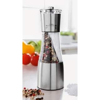 Dual Grind 2-in-1 Salt and Pepper Mill Grinder|https://ak1.ostkcdn.com/images/products/10072282/P17216155.jpg?impolicy=medium