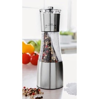 Dual Grind 2-in-1 Salt and Pepper Mill Grinder