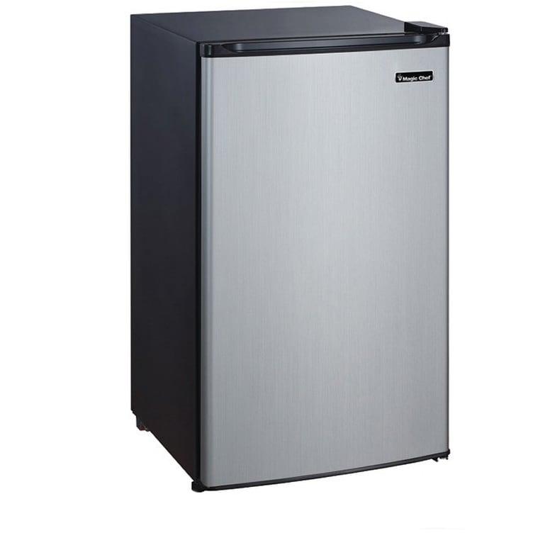 Magic Chef 3.5 cubic foot Compact Refrigerator (Black; St...