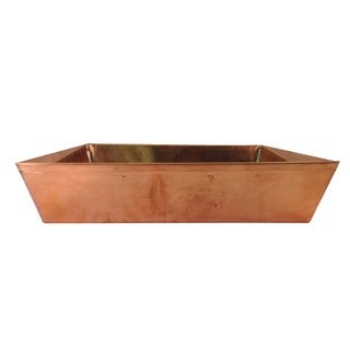 Jacob Bromwell Washington Copper Tray