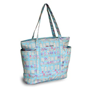 J World New York Emily Urban Print Tote Bag