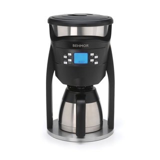 Behmor Brazen Plus Customizable Temperature Control Brew System Coffee Maker