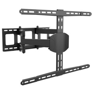 Loctek TV Wall Mount with 32 to 70-inch Mounting Bracket, and Full Motion, and Heavy-duty, Articulat