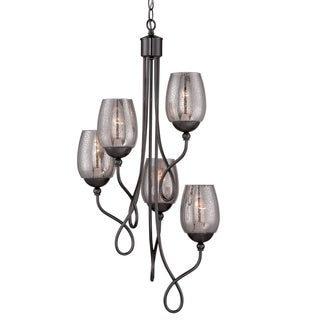 Varaluz Emma 5-light Foyer Chandelier