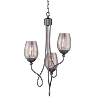 Varaluz Emma 3-light Foyer Chandelier