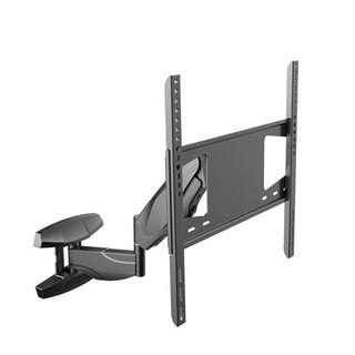 Loctek TV Wall Mount with 32 to 50-inch Mounting Bracket, and Full Motion, Interactive, Gas Spring, Articulating Arm