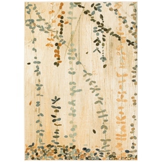 Mohawk Home New Wave Trailing Vines Area Rug (7'6 x 10')