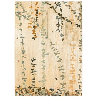 "Mohawk Home New Wave Trailing Vines Area Rug - 7'6"" x 10'"