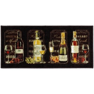 Mohawk Home New Wave Chalkboard Sign Area Rug - 2'6 x 4'