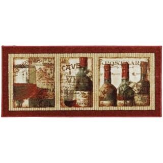 Mohawk Home New Wave French Cellar Area Rug (1'8 x 3'9)