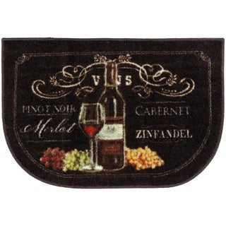 Mohawk Home New Wave Chalkboard Sign Area Rug - 1'8 x 2'6