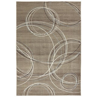 American Rug Craftsmen Madison Spiral Stratum Rug (9'6 x 12'11)