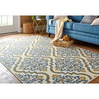 "Mohawk Home Woodbridge Napa Area Rug (7'6 x 10') - 7'6"" x 10'"