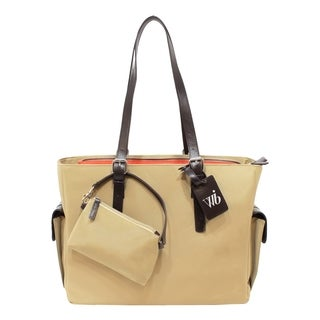 "WIB Liberator Carrying Case (Tote) for 14.1"" Notebook - Tan"