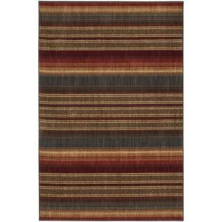 Bob Timberlake Heritage Canoe Blanket Rug (8' x 10')