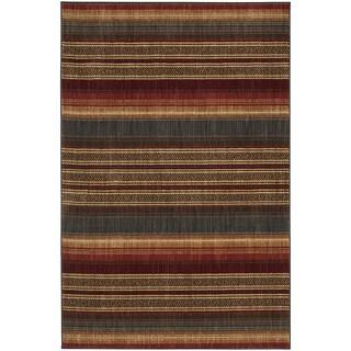Bob Timberlake Heritage Canoe Blanket Rug (5'3 x 7'10)