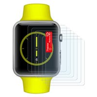 Insten Matte Anti-Glare Screen Protector For Apple Watch 42mm (Pack of 6/ Pack of 3)