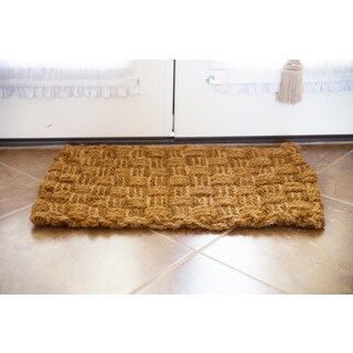 """Coir Panama Doormat (18""""X30"""")"""