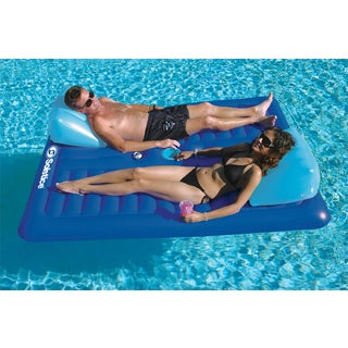 Swimline Face To Face Duo Lounger