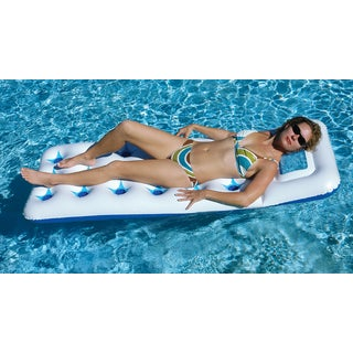 Swimline Aqua Window Floating Mattress