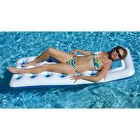 Swimline Aqua Window Floating Mattress
