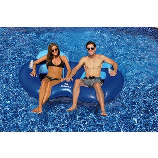 Swimline Recliner Ring Duo
