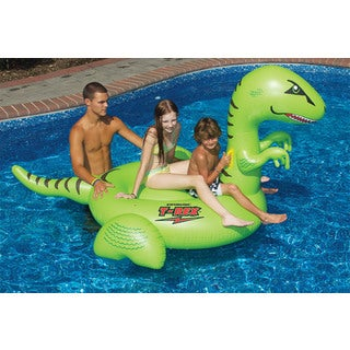 Swimline T-Rex Ride On Pool Float