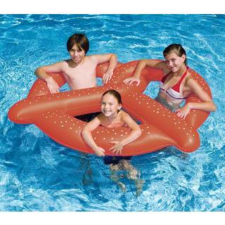 Swimline 3-person Giant Pretzel Pool Float