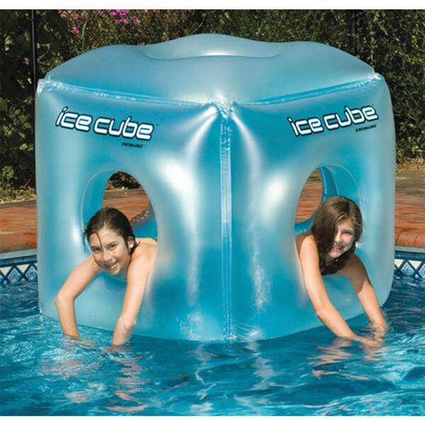 Swimline Ice Cube Pool Float