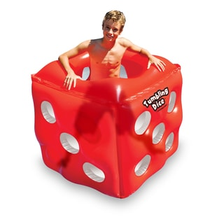 Swimline Tumbling Dice Pool Float