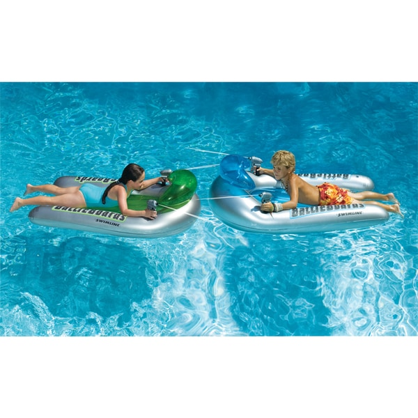 Swimline Battleboards 2-piece Squiter Set