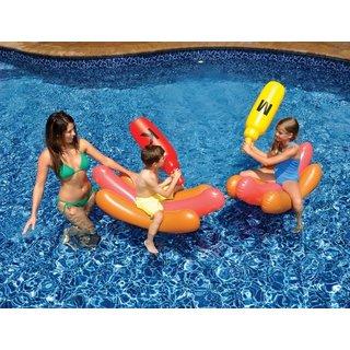 Swimline Hot Dog Battle
