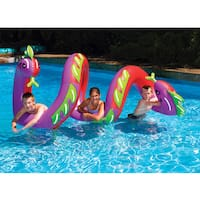 Swimline Curly Serpent Pool Float