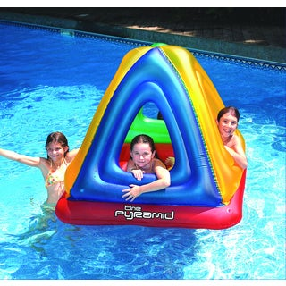 Swimline Pyramid Pool Float